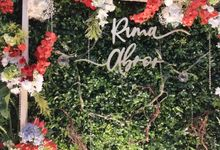 Engagement - Abror & Rima by Charissa Event & Wedding Decoration