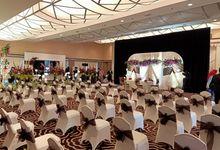 Intimate Wedding Nadhil & Esti by Financial Club Jakarta