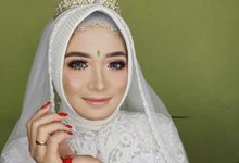 Wedding Titis & Eko by Aiiu Makeup