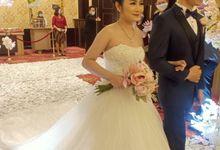 Wedding Silvia & Fendi ( 30-1-2021 ) by Orchardz Hotel Jayakarta