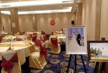 Wedding INDRA & YULAN ( 6-2-2021 ) by Orchardz Hotel Jayakarta