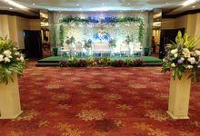 WEDDING NOVI&DODI (27 FEBUARI 2021) by Orchardz Hotel Jayakarta