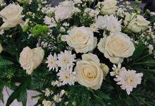 Pemberkatan Pernikahan by Flowerdecor70