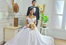 Behind The Scene Prewedding Photo by AMEY CHAN SALON BRIDAL