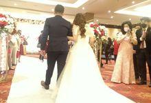 WEDDING VINCENT & BELLA ( 1 May 2021 ) by Orchardz Hotel Jayakarta