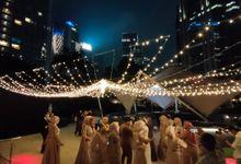 DIMAS & MADIHA Wedding Day by HENRY BRILLIANTO