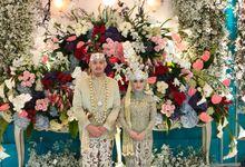 NADYA & BINTANG Wedding Day by HENRY BRILLIANTO