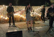 Test Food KMC, Fitting GMK & Live Music KMC Entert by The Samasta