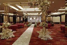 Wedding ROY & JANET ( 9-oct-2021) by Orchardz Hotel Jayakarta