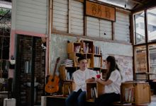 Engagement Photoshoot - Frank & Esther by Jie Xen Photography