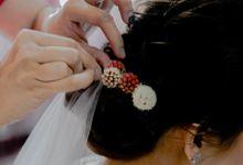 Actual Day Wedding - Eric & Pei Fen by Jie Xen Photography