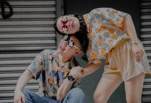 Engagement Photoshoot - Vincent & Joanna by Jie Xen Photography