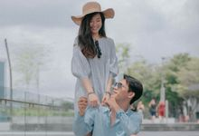 Engagement Photoshoot - Chee Khan & Jane by Jie Xen Photography