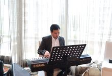 Entertainment Sangjit Raffles Hotel Jakarta - Double V Entertainment by Double V Entertainment