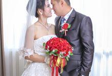 Yohanes & Fatmawati LIPUTAN HARI H CINEMATIC FOTO & VIDEO & PHOTOBOOTH by videomegavision