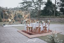 The Wedding of Aulia & Roeslan by Decor Everywhere