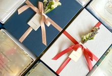 Bridesmaids and Groomsmen Gift Boxes for Delon & Aida by The Soap Patisserie