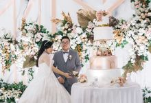 Indra & Yoan Wedding at Hilton by PRIDE Organizer