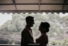 THE ENGAGEMENT OF LALA & RAMA by alienco photography