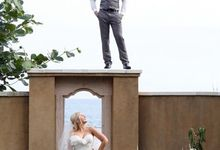 Cameron & Melissa, June 5th 2013 by Bali Wedding Solutions