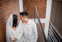 Prewedding Yeye & Helmi by insight.photo