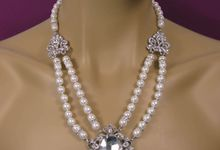 BrIdal Necklaces by Pamela Falli