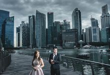 Angel & Alvin Engagement Photoshoot by #thephotoworks