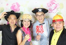 Wedding Photobooth by Mr.Magic Photobooth
