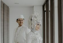 The Wedding of Agatha & Rizki by Bantu Manten wedding Planner and Organizer