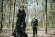 Prewedding Amel & Arie by RKT Photography