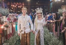 Wedding Ochi and Tim by Rupa Cerita