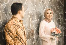 Engagement Nanda & Wilga by Otaka