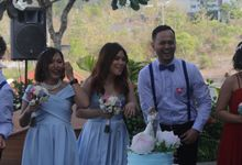 Brendon & Yvonne Wedding by Ungasan Bay View Hotel & Convention Bali