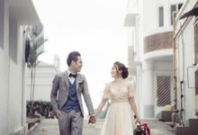 Actual Day Bride - Heidi by Team Bride SG - Joanna Tay MUA