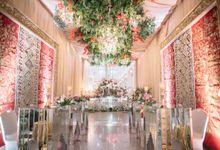 Minang's Wedding Fandy & Shasa by Amanda Renassa Wedding Organizer