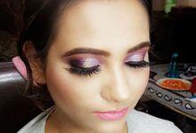 professional bridal makeup artist by Makeup Mistress