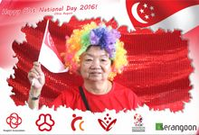 National Day Singapore by Strikey Posey