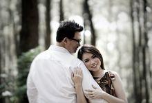 Stefanie & Gatot Prewedding at Gunung Pancar by Monolog photography