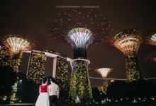 Pre-wedding Singapore by My Story Photography & Video