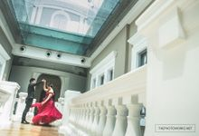 VINA & DENNIS SINGAPORE PREWEDDING by #thephotoworks