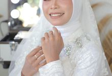 Wedding Niswa Desember 2020 by Sarah MakeUp Studio