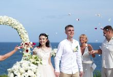 The Wedding of Anastasia & Elleigh by Esmeralda Weddings & Decoration