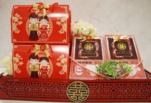 SANGJIT of WENDY GOMAN AND SUYOKO by Clique Decoration