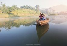 Ryandi and Lea Prewedding by Capotrait Photography