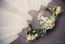 The Wedding of Nathasya & Rio by ThePhotoCap.Inc