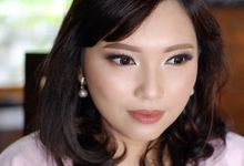 prewedding makeup by trixie wilona makeup