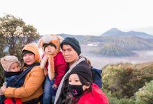 Bromo FAMILY TRIP by Salmo