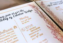 ERNATAN WIDYA's 80th BIRTHDAY by Invitation by Pipin