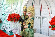Cinematic wedding of  Fajar & Yuna by fadhillah studio