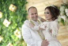 ANTONY & HANY PUTRI WEDDING by ahaportraits